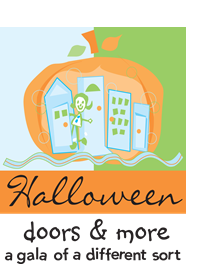 Halloween Doors & More | Community Hospice & Palliative Care