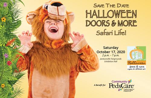 Jacksonville Halloween Events 2020 Halloween Doors & More | Community Hospice & Palliative Care